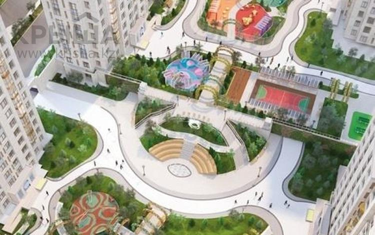 2-комнатная квартира, 92 м², 3/12 этаж, проспект Сакена Сейфуллина — проспект Аль-Фараби за 47.5 млн 〒 в Алматы, Медеуский р-н
