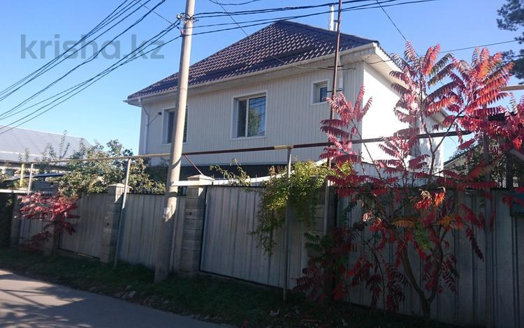 6-комнатный дом, 240 м², 5 сот., Центральная 53 за 45 млн 〒 в Алматы, Наурызбайский р-н