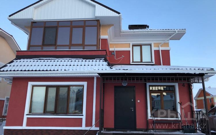 7-комнатный дом, 250 м², 7 сот., Куаныш 4 за 150 млн ₸ в Нур-Султане (Астана), Есильский р-н