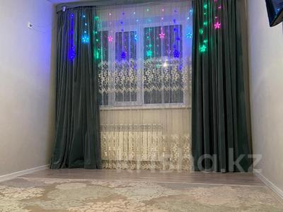 1-комнатная квартира, 40.2 м², 14/18 этаж, Кайыма Мухамедханова 17 за 15 млн 〒 в Нур-Султане (Астана), Есиль р-н