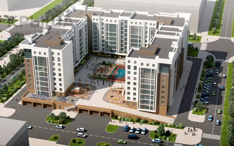 1-комнатная квартира, 43.22 м², 3/10 этаж, Нажимеденова за 9.5 млн 〒 в Нур-Султане (Астана), Алматы р-н
