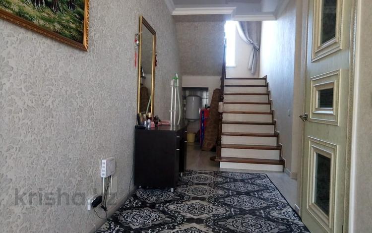 3-комнатный дом, 112 м², 3 сот., Пригородный, Коттеджный городок Фэмили Вилладж 8 за 42 млн 〒 в Нур-Султане (Астана), Есильский р-н