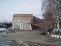 Здание, площадью 552 м²