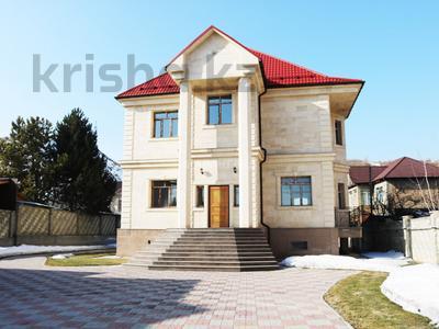 12-комнатный дом, 580 м², 11.45 сот., мкр Каргалы, Амангельды 6 за 290 млн ₸ в Алматы, Наурызбайский р-н