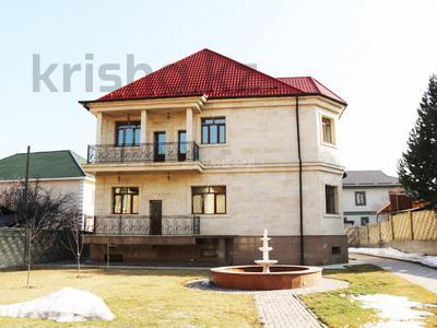 12-комнатный дом, 580 м², 11.45 сот., мкр Каргалы, Амангельды 6 за 290 млн ₸ в Алматы, Наурызбайский р-н — фото 3