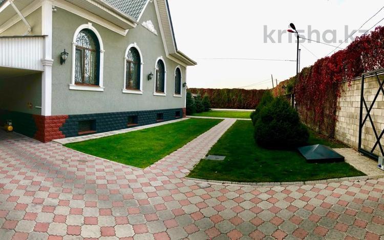 8-комнатный дом, 435 м², 11 сот., Сокпакбаева за 75 млн ₸ в Отеген батыре