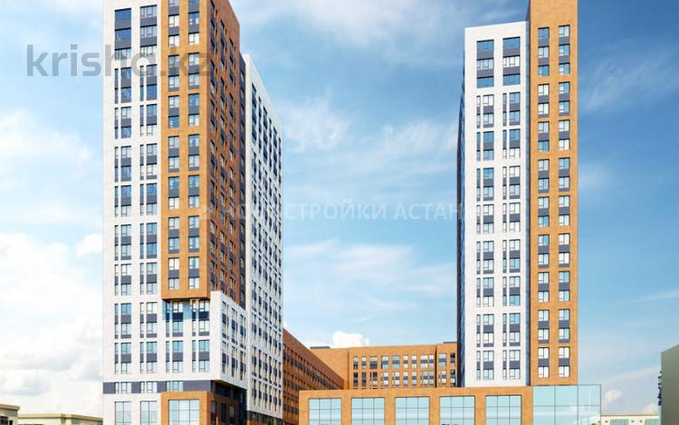 3-комнатная квартира, 103.25 м², 3/9 этаж, Айнакол — Сарыкол за ~ 20.1 млн 〒 в Нур-Султане (Астана), Алматинский р-н