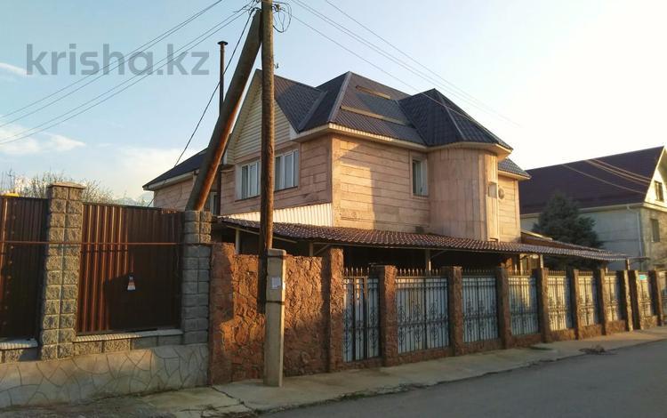 8-комнатный дом, 314 м², 9 сот., мкр Карагайлы, Карагайлы, ул Аргымак за 72 млн ₸ в Алматы, Наурызбайский р-н