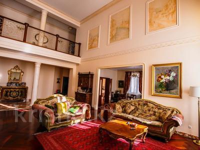 7-комнатный дом помесячно, 600 м², Комсомольский 4 за 2.6 млн 〒 в Нур-Султане (Астана), Есиль р-н