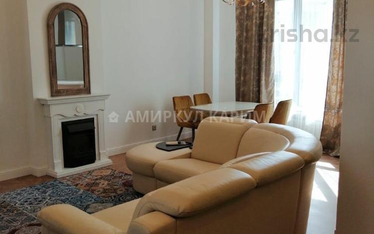 3-комнатная квартира, 92 м², 8/9 этаж, проспект Туран 22 за 50 млн 〒 в Нур-Султане (Астана), Есиль р-н
