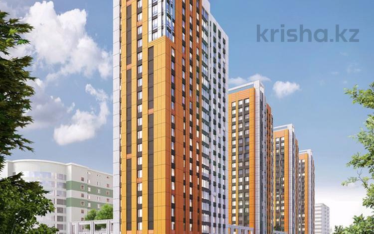 3-комнатная квартира, 111.54 м², 11/21 этаж, улица Акмешит за ~ 40 млн 〒 в Нур-Султане (Астана)