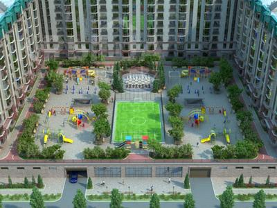 4-комнатная квартира, 147.26 м², 7/9 этаж, 19-й мкр 115 за 20.6 млн 〒 в Актау, 19-й мкр — фото 2