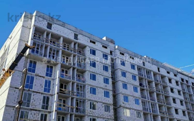 2-комнатная квартира, 55.43 м², Ахмета Байтурсынова за ~ 13.9 млн 〒 в Нур-Султане (Астана), Алматы р-н