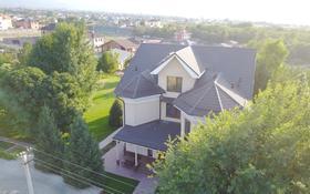 9-комнатный дом помесячно, 500 м², 30 сот., Микрорайон Баганашыл за 850 000 ₸ в Алматы, Бостандыкский р-н