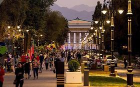 1-комнатная квартира, 57 м², 6/7 эт., Гоголя 77 — Панфилова за 24.8 млн ₸ в Алматы, Алмалинский р-н
