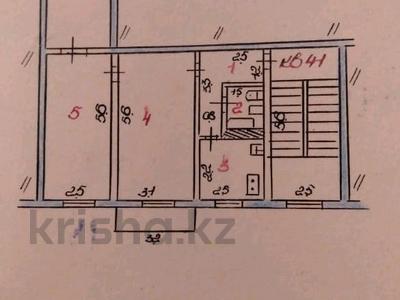 3-комнатная квартира, 58 м², 3/4 этаж, Стадионная улица 4 — Сайрамская за 12 млн 〒 в Шымкенте, Енбекшинский р-н — фото 2