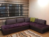 3-комнатная квартира, 100 м², 23/40 этаж посуточно