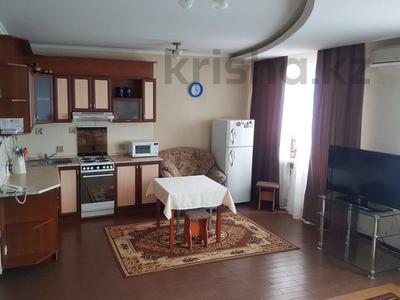 1-комнатная квартира, 48 м², 11/16 эт. посуточно, Женис 67 — Молдагуловой за 8 000 ₸ в Нур-Султане (Астана), Сарыаркинский р-н — фото 4