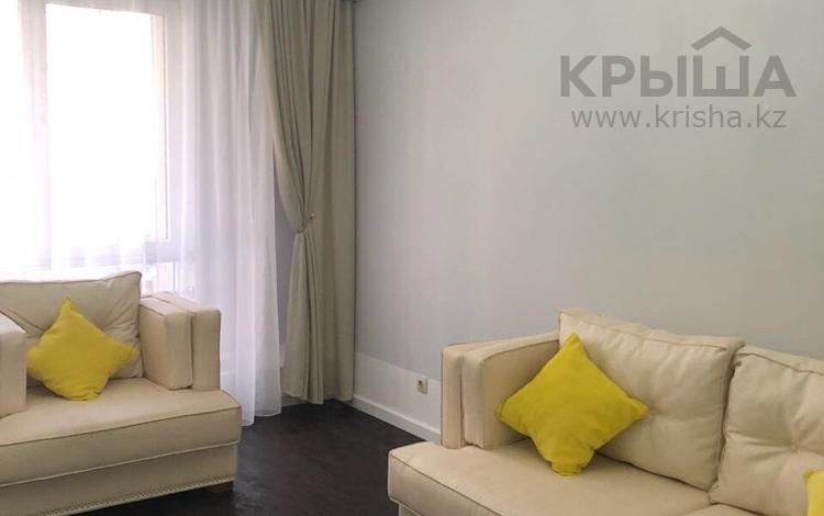 2-комнатная квартира, 73 м², 3/21 этаж, Аль-Фараби — Каратаева за 66 млн 〒 в Алматы, Бостандыкский р-н
