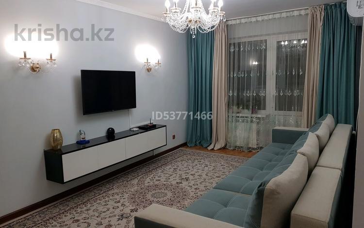 4-комнатная квартира, 87.6 м², 3/5 этаж, мкр Мамыр-1 12 — Шаляпина за 34 млн 〒 в Алматы, Ауэзовский р-н