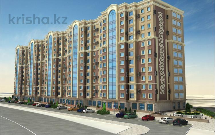 """Офис площадью 100 м², 19-й мкр 122 — Перекресток гипермаркета """"Дина"""" за 28 млн ₸ в Актау, 19-й мкр"""