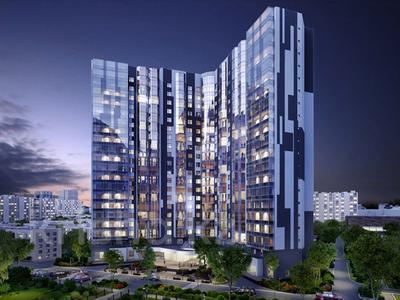 3-комнатная квартира, 178 м², 17/21 этаж, мкр Самал-2 33а за ~ 80 млн 〒 в Алматы, Медеуский р-н