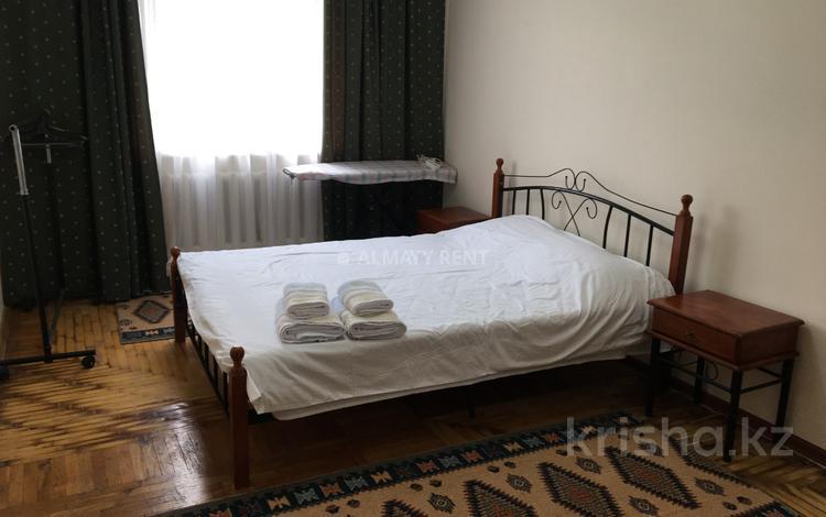 2-комнатная квартира, 70 м² посуточно, мкр Самал-2 86 — Мендыкулова за 13 000 〒 в Алматы, Медеуский р-н