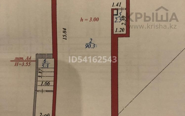 Помещение площадью 116 м², Богенбай батыра 27 — Сарыарка за 650 000 〒 в Нур-Султане (Астана), Сарыарка р-н