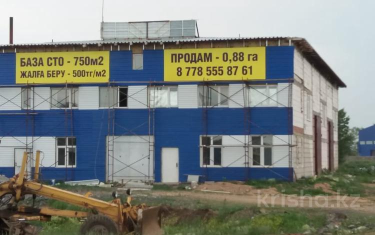 Промбаза 0.88 га, Игилик 10 за 500 ₸ в Жибек Жолы