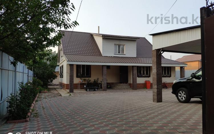 6-комнатный дом, 220 м², 7.6 сот., мкр Аксай-3Б 40 за 59 млн 〒 в Алматы, Ауэзовский р-н