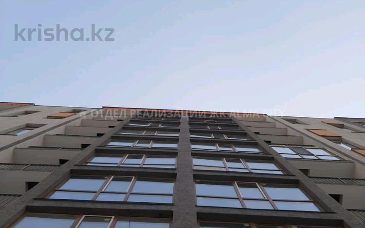 2-комнатная квартира, 58.7 м², 10/10 этаж, мкр Шугыла, Сакена Жунусова 2Б за ~ 11 млн 〒 в Алматы, Наурызбайский р-н