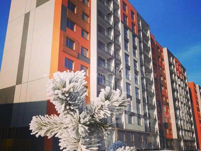 2-комнатная квартира, 58.7 м², 10/10 этаж, мкр Шугыла, Сакена Жунусова 2Б за ~ 11 млн 〒 в Алматы, Наурызбайский р-н — фото 3