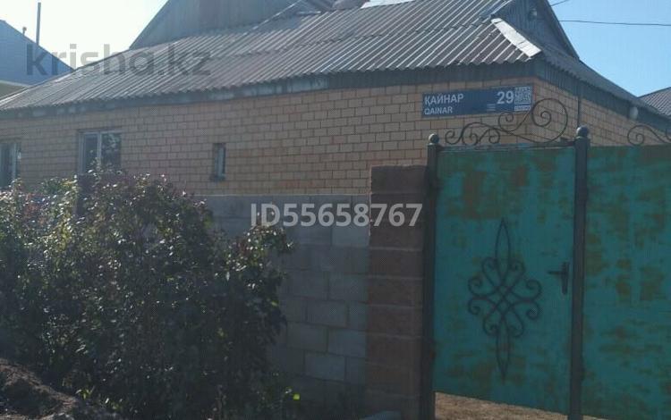 3-комнатный дом, 121 м², 10 сот., Коктал 2 29 — Кайнар за 31 млн 〒 в Нур-Султане (Астана), Сарыарка р-н