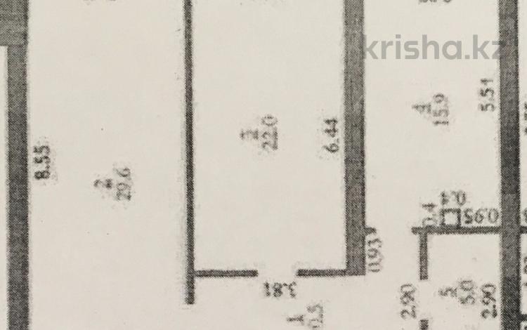 2-комнатная квартира, 83 м², 1/6 этаж, Батыс-2 51Б за 16 млн 〒 в Актобе, мкр. Батыс-2
