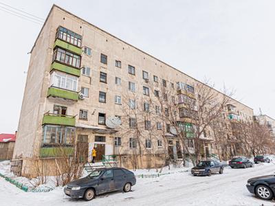 3-комнатная квартира, 75.9 м², 2/5 этаж, Суворова 14 — Конституции за 17 млн 〒 в Нур-Султане (Астана), Сарыарка р-н — фото 26