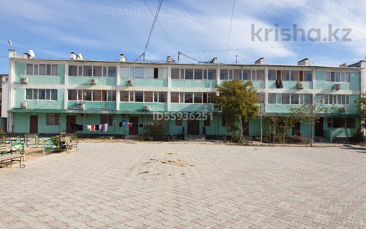 2-комнатная квартира, 50 м², 1/3 этаж, 3-й мкр 156 за 7 млн 〒 в Актау, 3-й мкр