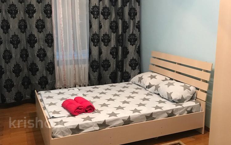 2-комнатная квартира, 55 м², 2/3 этаж посуточно, Жетоксан 103 — Казыбек Би за 9 000 〒 в Алматы, Алмалинский р-н