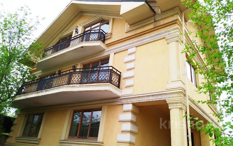 Здание площадью 500 м², Аскарова 1 — Аль-Фараби за 245 млн ₸ в Алматы, Бостандыкский р-н