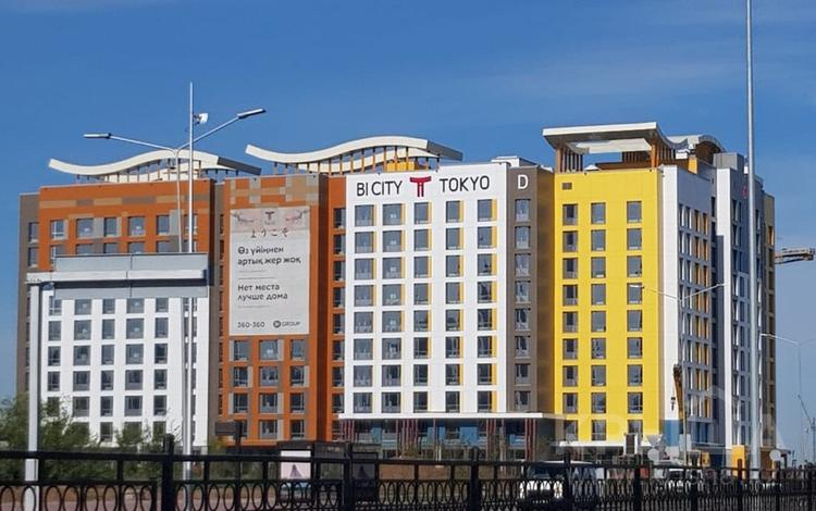3-комнатная квартира, 110 м², 10/10 эт., Сарайшык — проспект Туран за 39 млн ₸ в Нур-Султане (Астана), Есильский р-н
