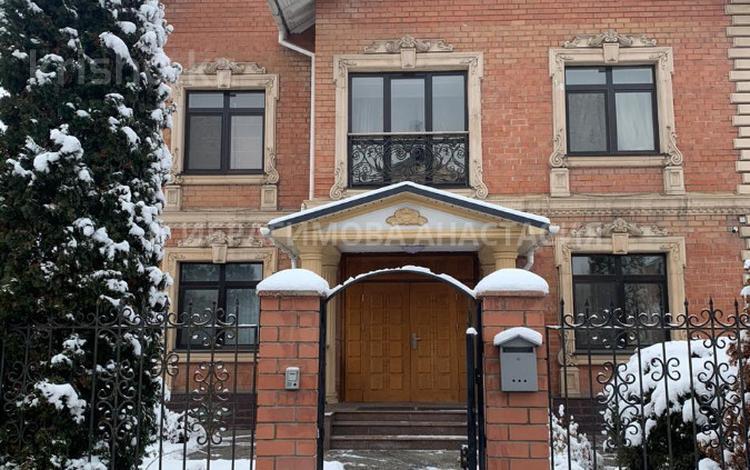7-комнатный дом, 354 м², 14 сот., мкр Таусамалы за 170 млн 〒 в Алматы, Наурызбайский р-н