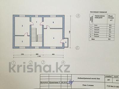 5-комнатный дом, 200 м², 10 сот., Кургальжинское шоссе за 22 млн 〒 в Нур-Султане (Астана), Есильский р-н — фото 3