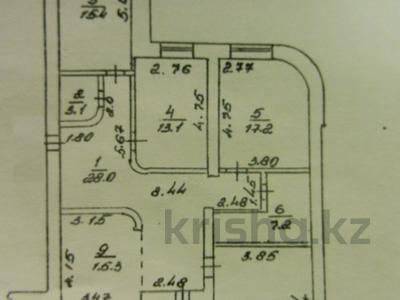 4-комнатная квартира, 125 м², 2/9 эт., Пр-кт. Менделеева 14 к1 за ~ 35 млн ₸ в Омске — фото 20