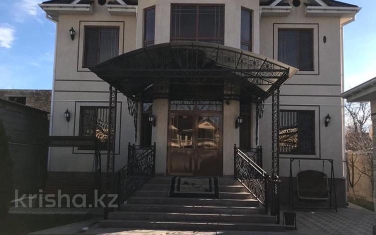 9-комнатный дом, 300 м², 7 сот., Даненулы 11 — Айтиева за 130 млн ₸ в