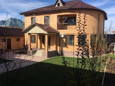 7-комнатный дом, 300 м², 12 сот., Шаляпина за 145 млн 〒 в Алматы, Наурызбайский р-н