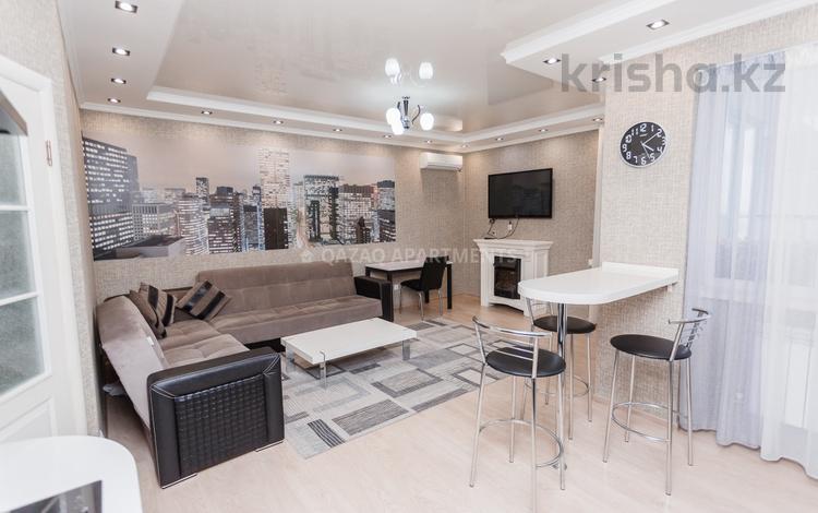 2-комнатная квартира, 39 м², 24/24 эт. посуточно, Сарайшык 5Д — проспект Кабанбай батыра за 15 000 ₸ в Нур-Султане (Астана), Есильский р-н
