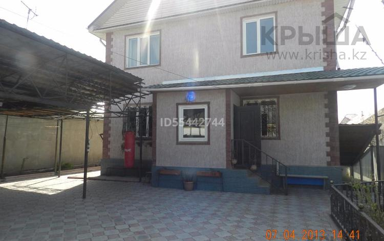 5-комнатный дом, 200 м², 4 сот., мкр Калкаман-2 54 — С. Лапина за 75 млн 〒 в Алматы, Наурызбайский р-н