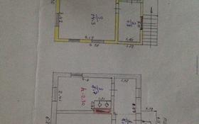 3-комнатный дом, 61.6 м², 0.0396 сот., Рыскулова — Садовая за 9 млн ₸ в Талгаре