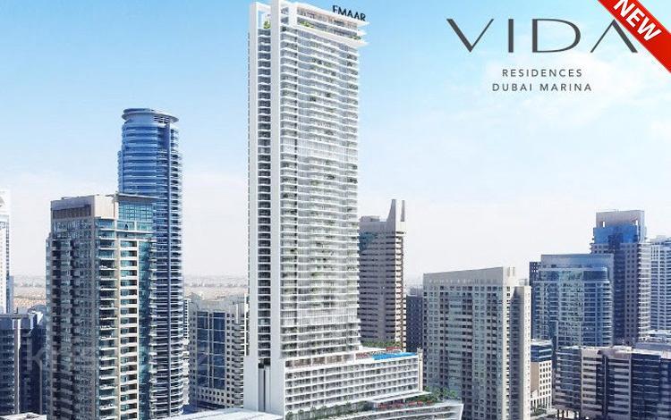 3-комнатная квартира, 239 м², 6 этаж, Dubai Marina 1 за 418 млн 〒 в Дубае