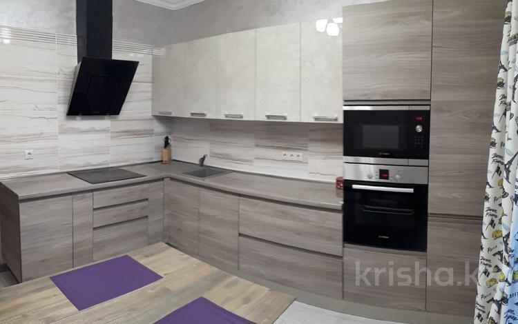 2-комнатная квартира, 72 м², 4 этаж помесячно, проспект Кабанбай Батыра 7 — Премьера за 180 000 〒 в Нур-Султане (Астана), Есиль р-н