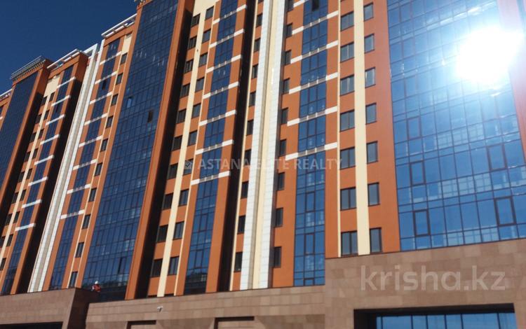 1-комнатная квартира, 39 м², 9/9 эт., проспект Рахимжана Кошкарбаева 37 за 11.7 млн ₸ в Астане, Есильский р-н